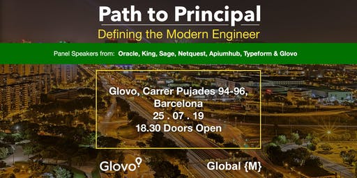 Path to Principal: Part 1 of Defining the Modern Engineer
