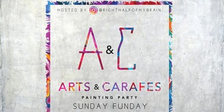 ChoseLife Presents: Arts & Carafes 2 Ft. RightHalfofMyBrain tickets