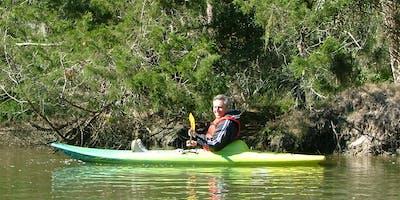 66 Prepaid Convention Kayaking Tour