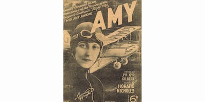 Amy Johnson talk by Ann Beedham at Sheffield General Cemetery - Sunday 15th September