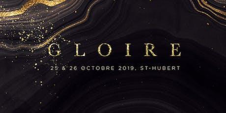 Conférence G:U 2019 Gloire billets
