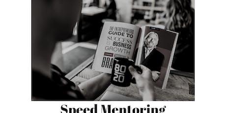 Knowledge Connex - Speed Mentoring tickets