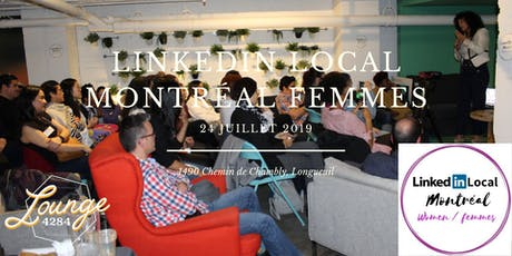Linkedin Local Montreal - Édition Femme // Women Edition billets