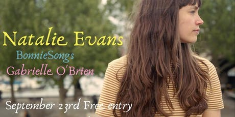 Natalie Evans / BonnieSongs / Gabrielle O'Brien - LS6 Leeds tickets