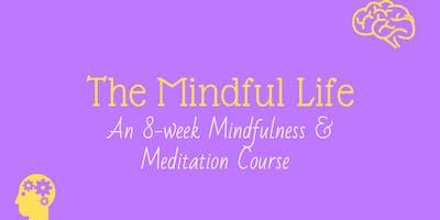 THE MINDFUL LIFE - 8 Week Mindfulness & Meditation Course