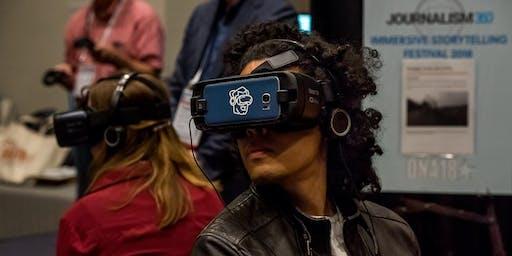 Journalism 360 Unconference + Demos