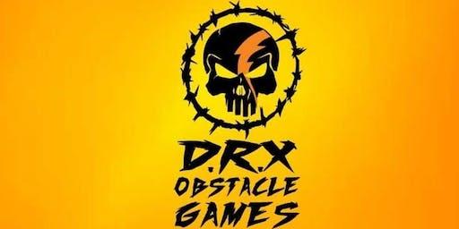 D.R.X OBSTACLE GAMES (N. CAROLINA 2019) PRE-REGISTRATION