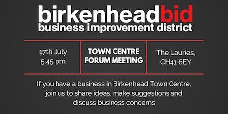 Birkenhead Town Centre Forum Meeting tickets