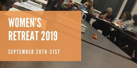 Fall Women's Retreat 2019 tickets