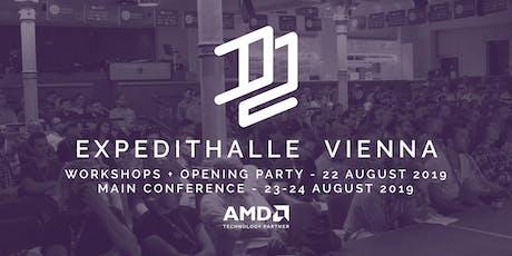 D2 Vienna 2019 tickets