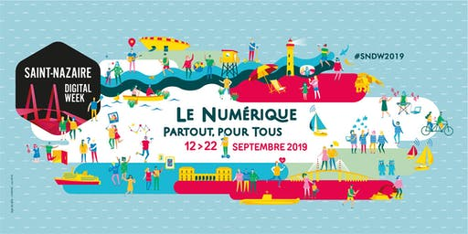 Atelier communication Saint-Nazaire Digital Week 2019