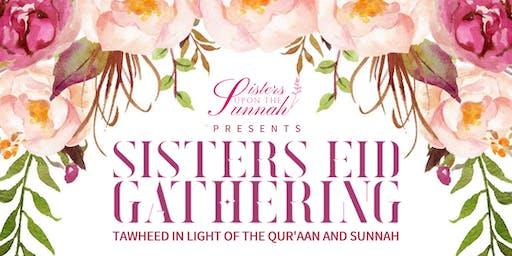 Sisters Eid Gathering