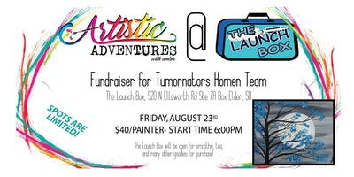 Fundraiser for Tumornators Komen Team