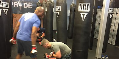 Title Boxing Club Cary Intro: MMA Class