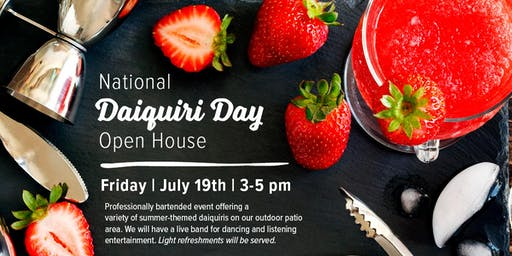 National Daiquiri Day
