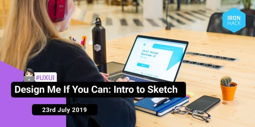 Design Me If You Can | Intro to Sketch