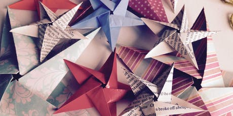 Origami Workshop with Betty Ching tickets