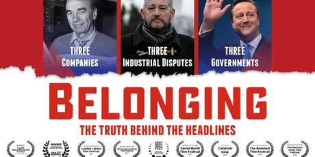 Scottish Parliament Screening - Belonging The Truth Behind the Headlines  tickets