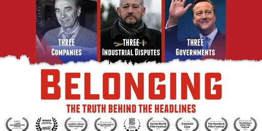 Scottish Parliament Screening - Belonging The Truth Behind the Headlines