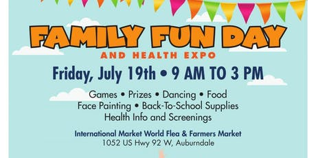 Central Florida Family Fun Day and Health Expo tickets