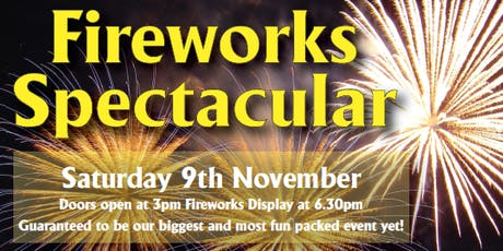 Fireworks Spectacular tickets