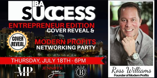 Modern Profits Networking Party (IBA Success Cover Reveal)