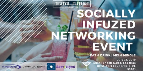 Socially Infuzed Networking tickets