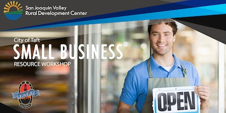 Taft Small Business Resource Workshop tickets