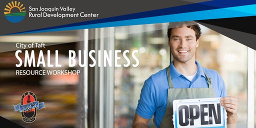 Taft Small Business Resource Workshop