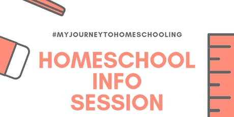 Homeschool Info Session tickets