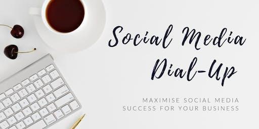 Social Media Dial Up