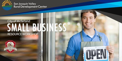 McFarland Small Business Resource Workshop