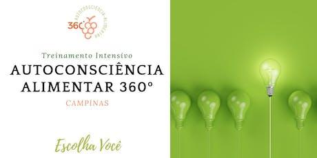 Imersão ACA360 - Turma 5 (Campinas, SP) ingressos