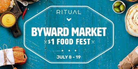 ByWard Market $1 Food Fest tickets
