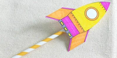 Bishops Cleeve Library - Summer Reading Challenge - Rocket Launch Storytime
