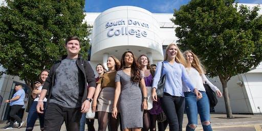 South Devon College Open Event