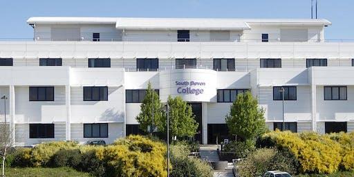South Devon College Open Evening