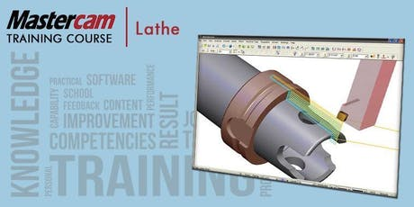 Version 2020 Mastercam Lathe: Live Tooling (ACTC - 1 Day) tickets
