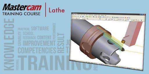 Version 2020 Mastercam Lathe: Live Tooling (ACTC - 1 Day)