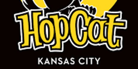 SMCKC July Happy Hour on the Rooftop at HopCat tickets