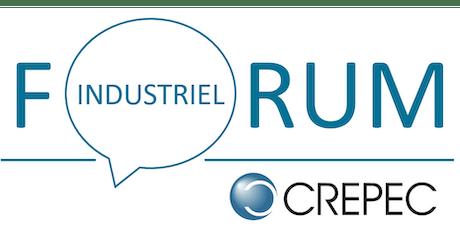 Forum Industriel CREPEC 2019 tickets