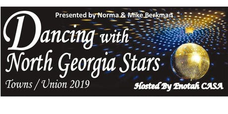 Dancing With North Georgia Stars - Towns/Union 2019 tickets
