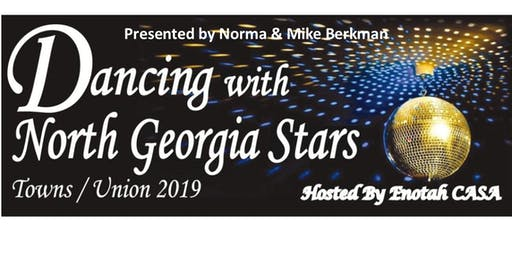 Dancing With North Georgia Stars - Towns/Union 2019