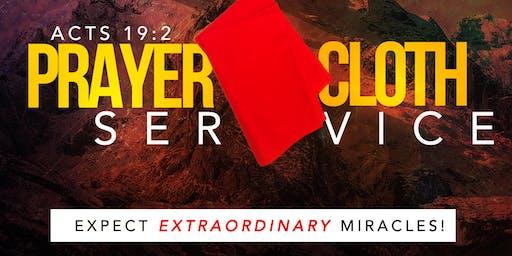 Miracle & Healing Prayer Cloth Service