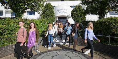 South Devon College Open Evening tickets