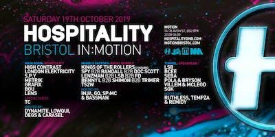 Hospitality Bristol In:Motion