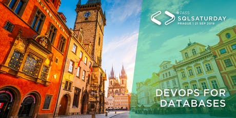 SQL Saturday Prague 2019 Pre-Con: Software Development Life Cycle for Databases (DevOps) tickets
