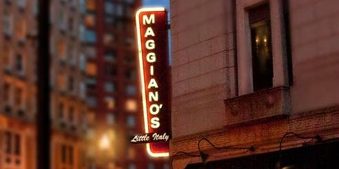 Maggiano's Comedy Night Featuring: Too Old Guyz Comedy