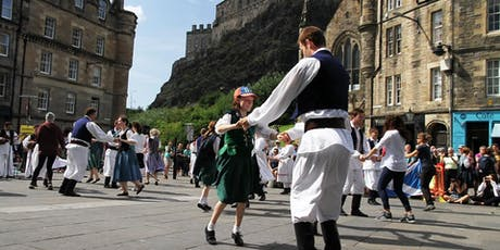 25th Dunedin Dancers International Folk Dance Festival - Grassmarket, Edinburgh tickets