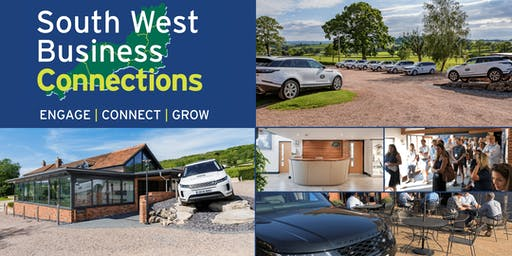 SW Business Connections Evening at Land Rover Experience Westcountry